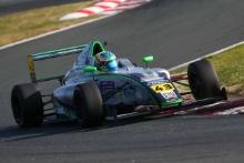 Josh Skelton (GBR) JHR  British F4
