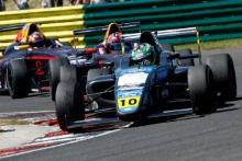 Paavo Tonteri (FIN) Double R British F4