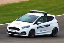 Ford Fiesta Safety Car