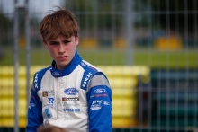 Luke Browning (GBR) Richardson Racing British F4