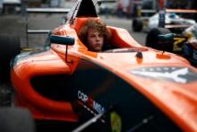 Mariano Martinez (MEX) Fortec Motorsport British F4