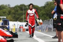 Roberto Faria (BRA) Fortec Motorsport British F4