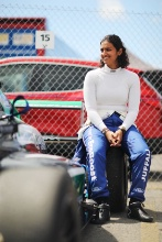 Reema Juffali (SAU) Double R Racing British F4