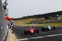 Tommy Foster (GBR) Arden Motorsport British F4 Josh Skelton (GBR) JHR Developments British F4