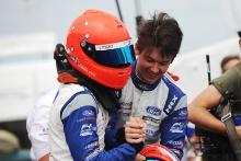 Bart Horsten (AUS) Arden Motorsport British F4 Tommy Foster (GBR) Arden Motorsport British F4