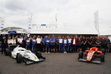 British F4 Group shot