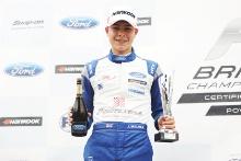 Alex Walker (GBR) JHR Developments British F4