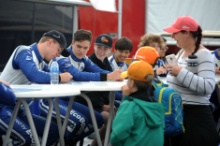 British F4 Autograph Session