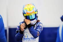 Zane Maloney (BRB) Carlin British F4