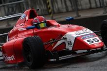 Roman Bilinski (GBR) Arden British F4