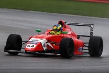 Theo Edgerton (GBR) Arden British F4