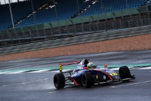 Christian Mansell (AUS) Carlin British F4