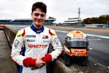 Josh Rattican (GBR) JHR Developments British F4