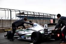 Josh Rattican (GBR) JHR Developments British F4
