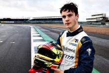 Casper Stevenson (GBR) Double R Racing British F4
