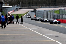 British F4 Media Day Donington Park