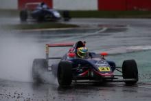 Christian Mansell (AUS) - Fortec British F4