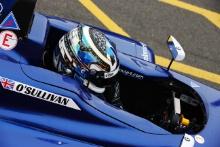 Zak O'Sullivan (GBR) - Carlin British F4