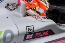 Abbi Pulling (GBR) - JHR British F4