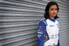 Reema Juffali (SAU) Double R Racing British F4