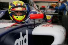 Mathias Zagazeta (PER) - Carlin British F4