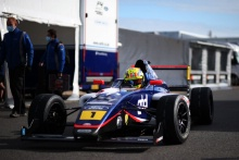 Mathias Zagazeta (PER) - Carlin British F4