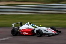 James Hedley (GBR) Fortec F4