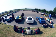 G40 Cup Assembly Area
