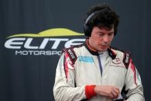 Karim Sekkat Elite Motorsport Ginetta G40