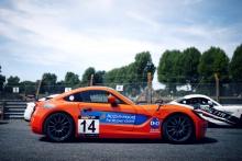 Tom Sibley Xentek Motorsport Ginetta G40 Cup