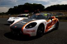 Jimmy Thompson W2R Motorsport Ginetta G40 Cup