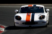 Sam Tomlinson Matt Bentley Racing Ginetta G40 Cup