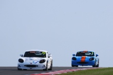 Mike West Assetto Motorsport Ginetta G40 Cup