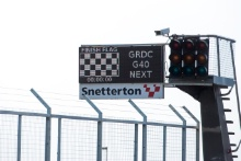 G40 Cup Snetterton Gantry