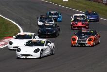 Shawn Fleming /SF Racing / Ginetta G40 Cup Car