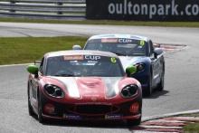 Bill Forbes / Quattro Motorsport / Ginetta G40 Cup Car