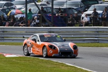 Rob Keogh / W2R / Ginetta G40 Cup Car