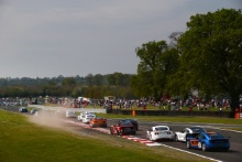 G40 Cup Race Action