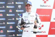 Chris Salkeld / Assetto Motorsport / Ginetta G40 Cup Car