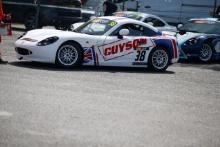 Jimmy Thompson / W2R / Ginetta G40 Cup Car