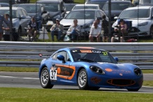 Gary Wager / SF Racing / Ginetta G40 Cup Car