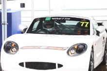 #77 Paulo Scripo W2R Ginetta G40