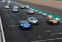 #22 Toby Trice Team HARD Racing Ginetta G40