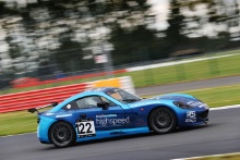 #22 Toby Trice Team HARD Racing Ginetta G40