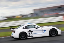 #33 Neil Wallace SVG Motorsport Ginetta G40