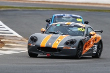 #83 Chris White W2R Ginetta G40