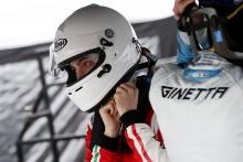 #11 Ignazio Zanon Ginetta G40
