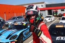 Ignazio Zannon - Raceway Motorsport Ginetta G40