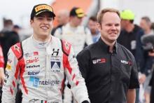 Richard Randle and Sebastian Alvarez (MEX) – Hitech GP BRDC F3