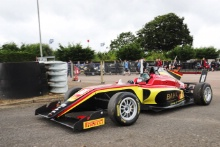 Branden OXLEY  - Chris Dittman Racing BRDC F3